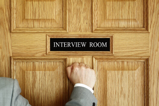 The image for interview advices section